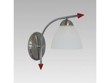 PREZENT 494 nástěnné svítidlo Rialto 1x60W E27