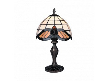 PREZENT 147 TIFFANY stolní lampy 1xE14/40W