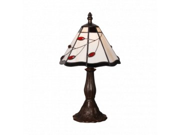 PREZENT 173 TIFFANY stolní lampa 1xE14/40W