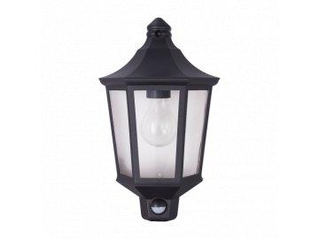 PREZENT 31601 TULSA venkovní svítidlo s čidlem 1xE27/60W IP44