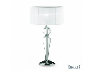 IDEAL LUX 044491 stolní lampa Duchessa TL1 Big 1x60W E27