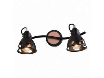 PREZENT 75455 NOTOS stropní/nástěnné svítidlo 2xE14/40W
