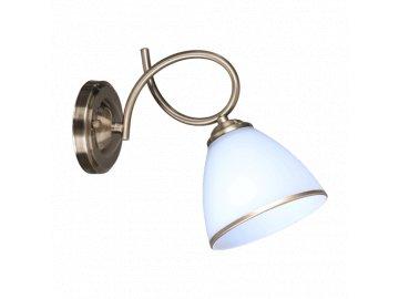 PREZENT 61452 ASTER nástěnné svítidlo 1xE27/60W