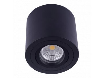 EMITHOR 48607 ALMAN stropní bodové svítidlo 1xGU10/ 50W černé