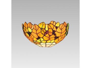 PREZENT 73 nástěnné svítidlo Tiffany 1x40W E14