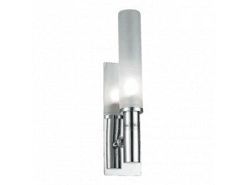 PREZENT 8009 koupelnové nástěnné svítidlo Vista 1x28W G9 IP44