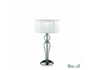 IDEAL LUX 051406 stolní lampa Duchessa TL1 Small 1x60W E27