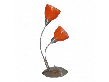 PREZENT 12042 stolní lampička Carrat 2x40W E14