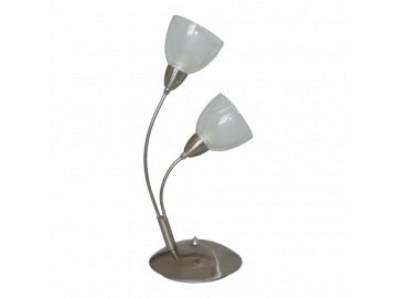 PREZENT 12049 stolní lampa Carrat 2x40W E14