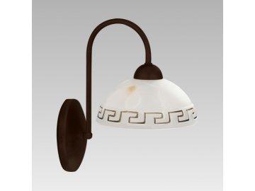 PREZENT 877 nástěnné svítidlo Pompez 1x40W E14