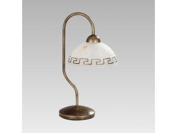 PREZENT 878 stolní lampa Pompez 1x40W E14