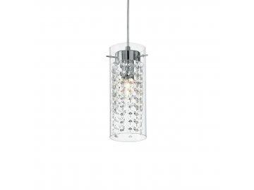 IDEAL LUX 052359 závěsné svítidlo Iguazu' SP1 1x40W E14