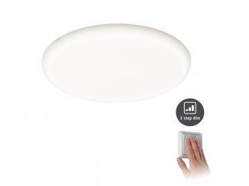 PAULMANN - LED vestavné svítidlo Veluna VariFit IP44 3-krokové-stmívatelné kruhové 215 22W, P 93068