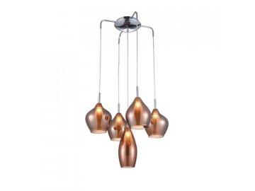 AZZARDO - Amber Milano (copper) 3172