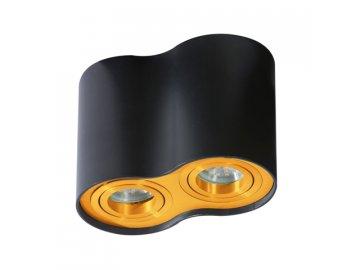 AZZARDO - Bross 2 (black/gold) 2956