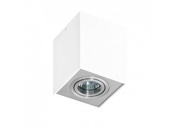 AZZARDO - Eloy 1 (white/aluminium) 0872