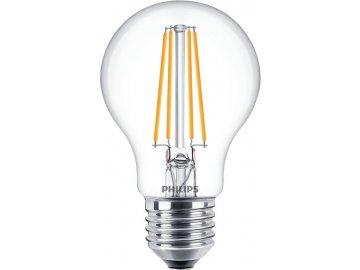 PHILIPS - FILAMENT Classic LEDbulb ND 7-60W A60 E27 827 CL 2700 806lm