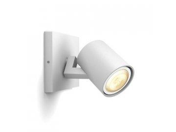 Hue Runner Bluetooth SVÍTIDLO BODOVÉ LED GU10 5W 350lm 2200-6500K, bílá