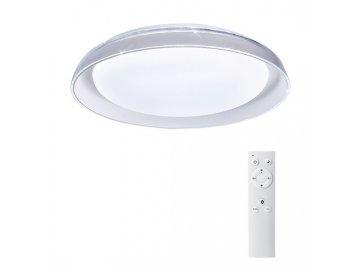 SOLIGHT - LED stropní světlo Sophia, 30W, 2100lm, stmívatelné, změna chromatičnosti, dálkové ovládán