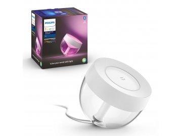 Hue Iris Bluetooth STOLNÍ LAMPA LED 8,1W 570lm, 16mil. barev, bílá