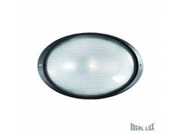 IDEAL LUX 061801 venkovní svítidlo Mike 50 AP1 Big Nero 1x60W E27 IP54