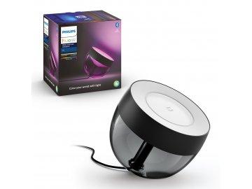 Hue Iris Bluetooth STOLNÍ LAMPA LED 8,1W 570lm, 16mil. barev, černá