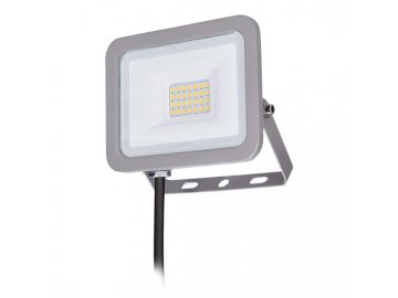 SOLIGHT - LED reflektor Home, 20W, 1500lm, 4000K, IP65, šedý