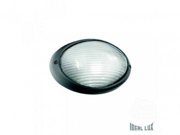 IDEAL LUX 061818 venkovní svítidlo Mike 50 AP1 Big Antracite 1x60W E27 IP54