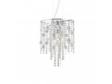 IDEAL LUX 062211 závěsné svítidlo Evasione SP4 4x40W G9