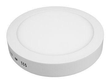 T-LED PL18 LED panel 18W přisazený kulatý 220mm