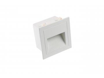 T-LED vestavné svítidlo LOPEN-W-IP65 bílé