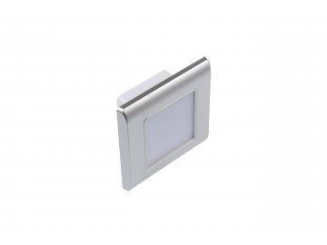 T-LED vestavné svítidlo RAN-S stříbrné