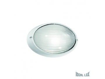IDEAL LUX 066899 venkovní svítidlo Mike 50 AP1 Small Bianco 1x25W E27 IP65