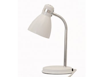 NIPEKO Stolní lampa Fanda Bílá