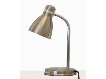 NIPEKO Stolní lampa Fanda nikl
