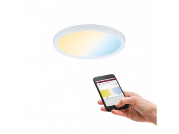 Smart Home Zigbee LED vestavné svítidlo Areo VariFit IP44 kruhové 175mm 13W měnitelná bílá - PAULMANN