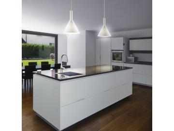 IDEAL LUX 074313 závěsné svítidlo Cocktail SP1 Big Bianco 1x60W E27