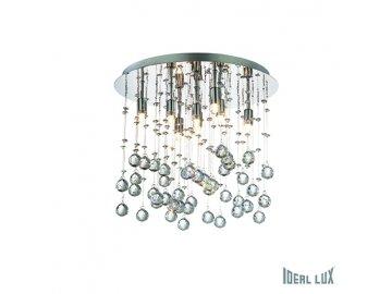 IDEAL LUX 077796 svítidlo Moonlight PL8 Cromo 8x40W G9