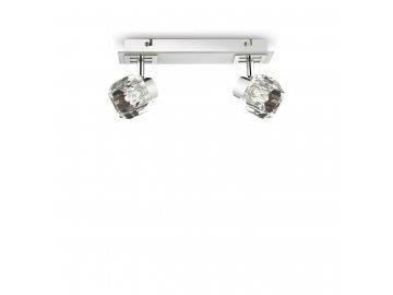 IDEAL LUX 077949 nástěnné svítidlo Nostalgia AP2 2x40W G9