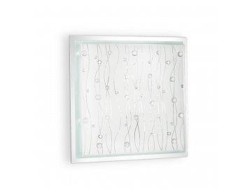 IDEAL LUX 081441 svítidlo Ocean PL3 Bianco 3x60W E27