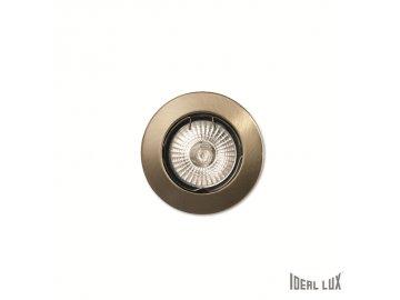 IDEAL LUX 083124 vestavné svítidlo Jazz FI1 Brunito 1x50W GU10