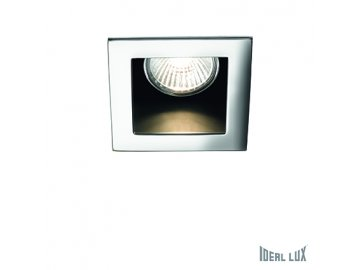 IDEAL LUX 083193 vestavné svítidlo Funky FI1 Cromo 1x50W GU10