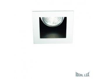 IDEAL LUX 083230 vestavné svítidlo Funky FI1 Bianco 1x50W GU10