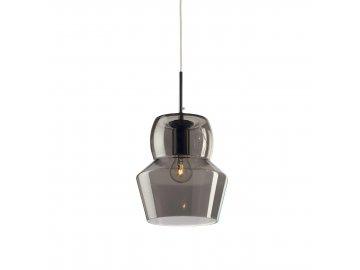 IDEAL LUX 088938 závěsné svítidlo Zeno SP1 Big Fume 1x60W E27
