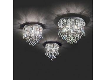 IDEAL LUX 089485 stropní svítidlo Bijoux PL5 5x40W G9
