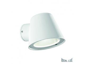 IDEAL LUX 091518 venkovní svítidlo GAS AP1 Bianco 1x35W GU10 IP43