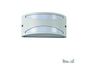IDEAL LUX 092430 venkovní svítidlo Rex 3 AP1 Bianco 1x60W E27 IP44