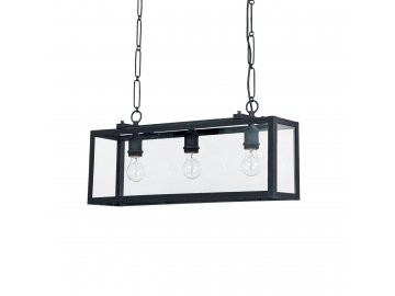 IDEAL LUX 092881 závěsné svítidlo Igor SP3 3x60W E27