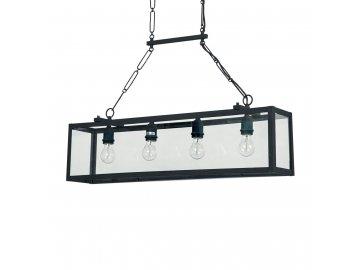 IDEAL LUX 092942 závěsné svítidlo Igor SP4 4x60W E27