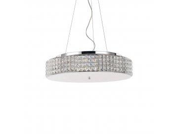 IDEAL LUX 093048 závěsné svítidlo Roma SP9 9x40W G9